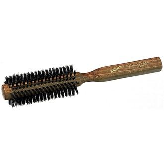 Brosse ronde pour brushing en poils de sanglier
