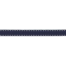 Achat en ligne Bobine de galon tiret bleu marine 2m
