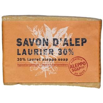 TADE - Savon d'alep 30% laurier - 180gr