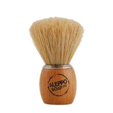 Achat en ligne Blaireau en bois naturel 8cm