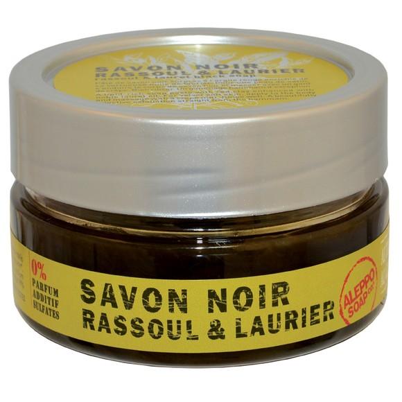 Achat en ligne Savon noir-rassoul et laurier 140gr