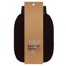 Achat en ligne Gant de crêpe tissé en fil très fin 23x15cm