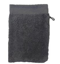 Achat en ligne Gant de toilette en coton éponge bio denim