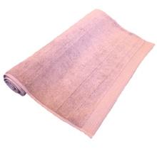 Achat en ligne Tapis de bain 50x80cm en coton éponge bio mauve