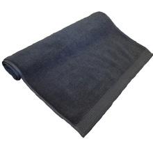 Achat en ligne Tapis de bain 50x80cm en coton éponge bio bleu denim