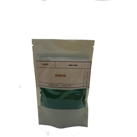 Sachet de poudre Spiruline 100ml