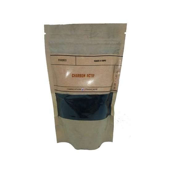Sachet de poudre Charbon Actif 100ml