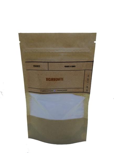Achat en ligne Sachet de poudre Bicarbonate 100ml