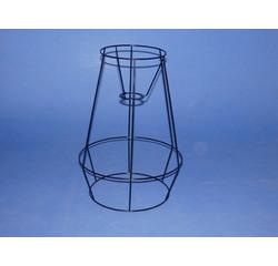 Achat en ligne Carcasse cage noir 35x25cm