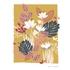 Affiche fleurs tropicales k.marlier 30x40cm