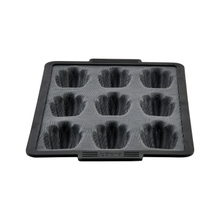 Achat en ligne Moule à 9 madeleines en fibre de verre silicone