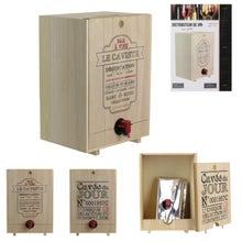 Achat en ligne Distributeur de vin bois Le Caviste 5l