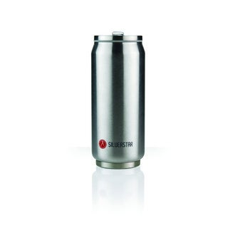 Canette isotherme inox alu 50cl