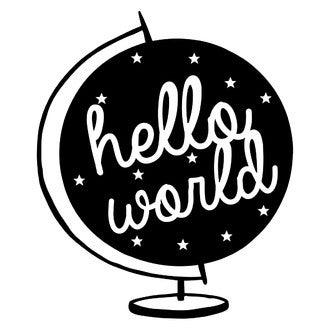 ALADINE - C Tampon hello world