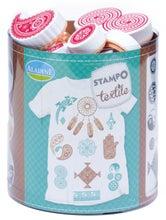 Achat en ligne Set de tampons pour textile ethnic