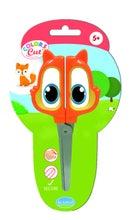 Achat en ligne Ciseaux renard en plastique