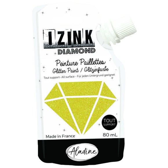 Izink diamond doré 80ml