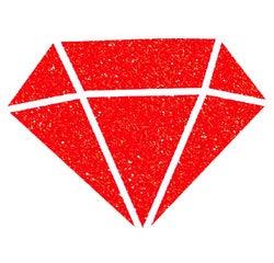 Achat en ligne Izink diamond rouge 80ml