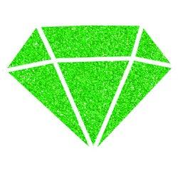 Achat en ligne Izink diamond vert fonce 80ml