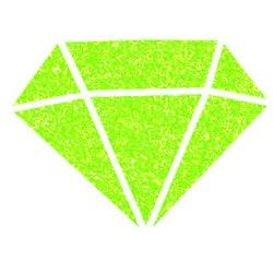 Achat en ligne Izink diamond vert clair 80ml