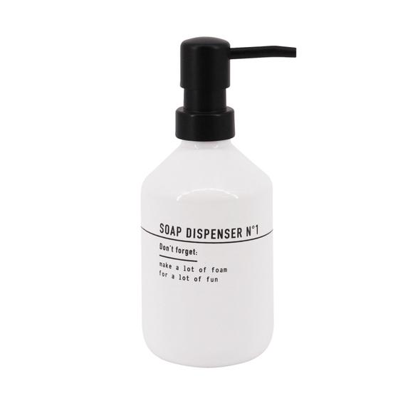 Achat en ligne Distributeur de savon céramique GARETT