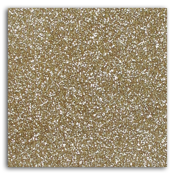 Achat en ligne Feuille glitter thermocollant champagne A4