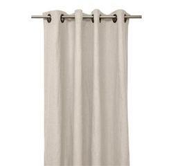 compra en línea Cortina de lino natural Propriano (140 x 280 cm)