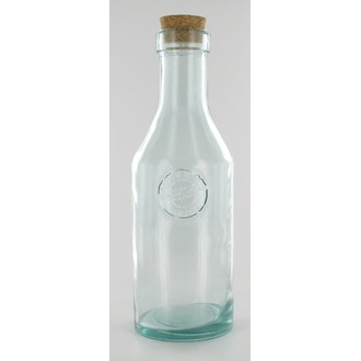 Carafe en verre vide 1L