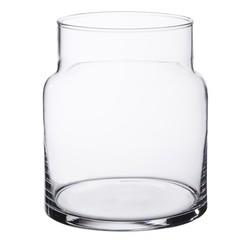 Achat en ligne Terrarium jarre en verre transparent Ø17xH19,5cm