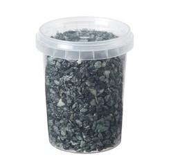 Achat en ligne Pierres décoratives naturelles 5-8mm Vert en pot de 800g