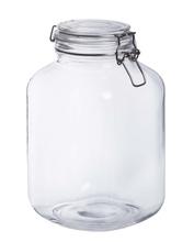 Achat en ligne Terrarium bocal en verre carrée 17x17xh27cm