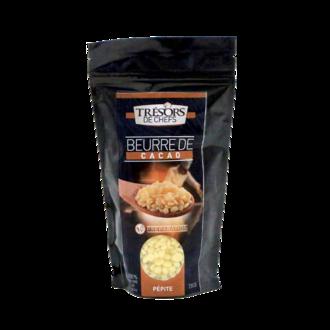 TRESORS DE CHEFS -  Beurre de cacao en 250g