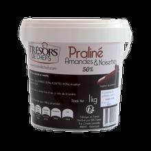 Achat en ligne Pralines aux amandes et noisettes en pot 1kg