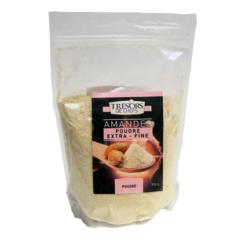compra en línea Harina de almendra en polvo estrafina Tresor Des Chefs (900 gr)
