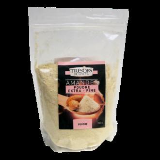 amande en poudre extra-fine en sachet 900g