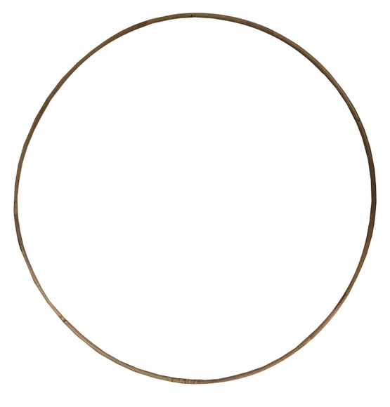 Achat en ligne Cercle en rotin Ø50
