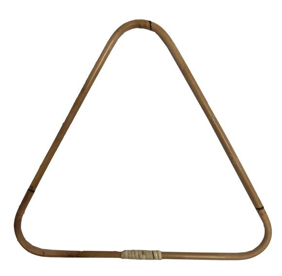 Achat en ligne Triangle en rotin 40x40