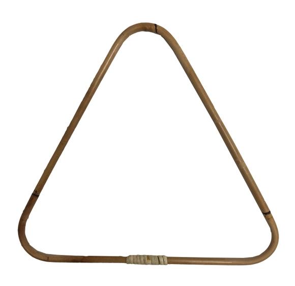 Achat en ligne Triangle en rotin 30x30