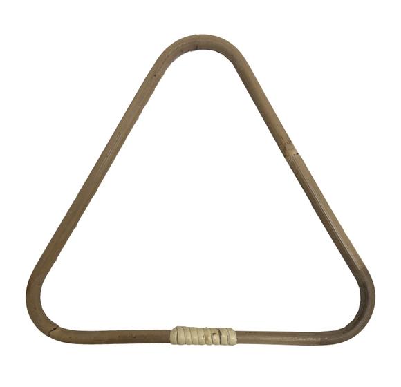 Achat en ligne Triangle en rotin 20x20