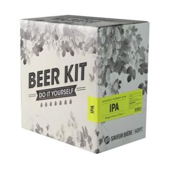 Interdrinks - kit je fabrique ma bière ipa