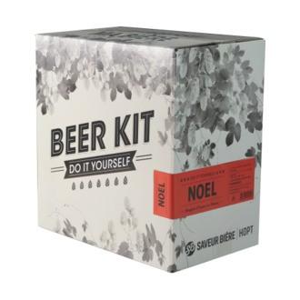 INTERDRINKS - Kit je fabrique ma bière de Noël