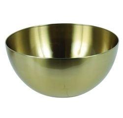Achat en ligne Saladier inox doré 24cm