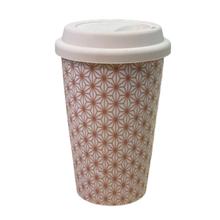 Achat en ligne Travel mug origami rose 25cl
