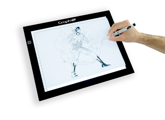Achat en ligne Table lumineuse  A4 Graph'it LED ultra-plate