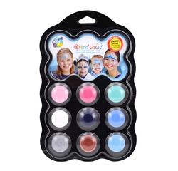 Achat en ligne Palette de maquillage reine des neiges 9 couleurs 4ml