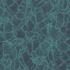 Feuille de papier tropical Aqua 50x70 cm 100g