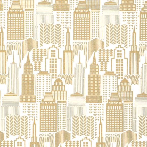 Achat en ligne Feuille de papier building or 50x70cm 100g
