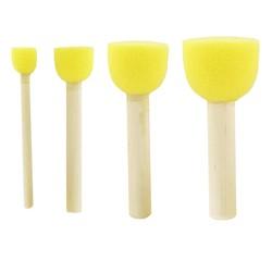 Achat en ligne Set 4 tampons mousse