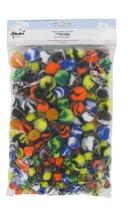 Achat en ligne Set de 200 pompons tricolores