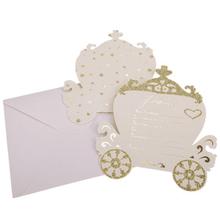 Achat en ligne 8 Invitations Princess